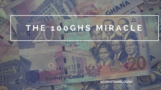The Miracle of a 100GHSOffering
