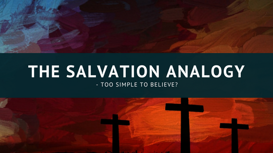 The Salvation Analogy