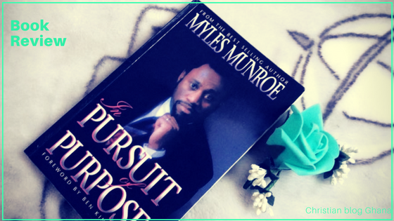 Book Review: In Pursuit of Purpose