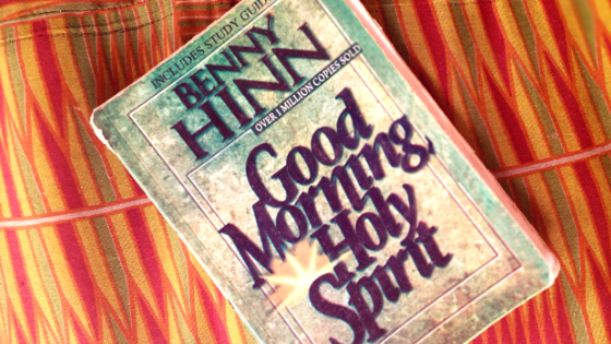 Book Review: Good Morning Holy Spirit