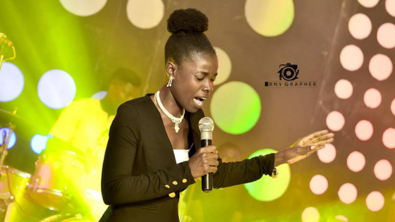 From Accounting to Gospel Music – How an 'Encounter' Totally Changed the Dreams of Miss Ivy Okyere