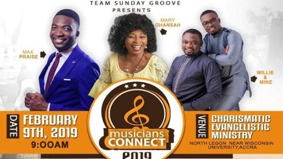 Musicians Connect: A Flicker of Hope for Gospel Artists in Ghana