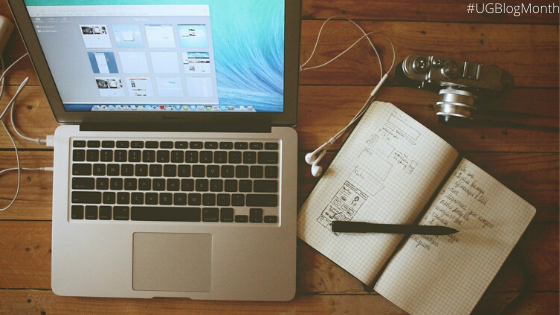 Why I write…
