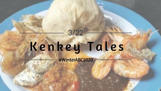 #WinterABC2020 – KenkeyTales