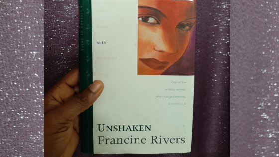 Book Review: Francine Rivers' 'Unshaken'